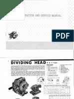 Enco Dividing Head