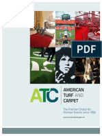 American Turf and Carpet Brochure 2014
