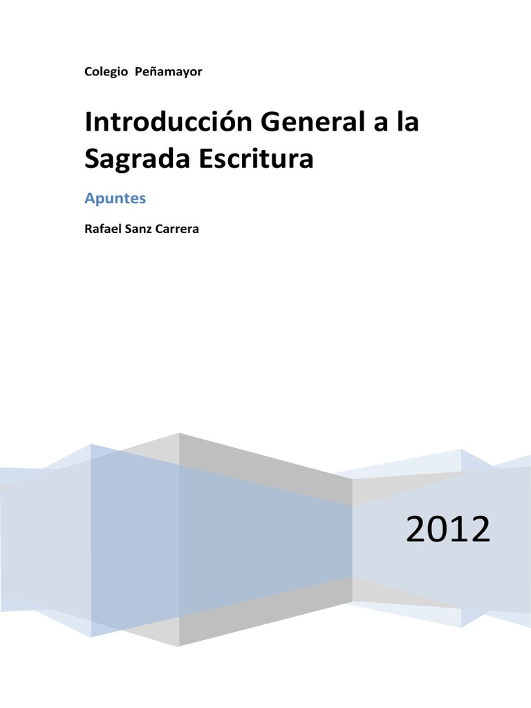 introducción general a las sagradas escrituras I.pdf