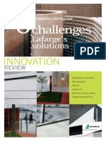 Lafarge Innovation Review