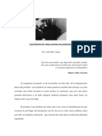LUIS JIMÉNEZ DE ASÚA PROFESOR DE PROFESORES