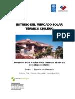 Mercado Solar Chileno