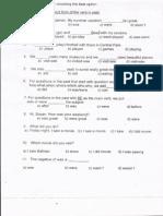 examen 3er año 1er bim