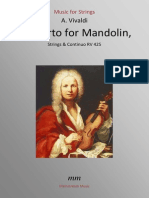 Vivaldi Concerto Mandolin