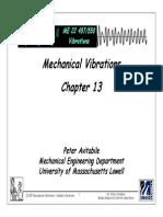 Mechanical Vibration 13