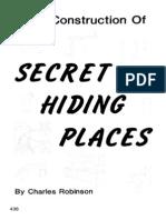 Secret Hidingplaces