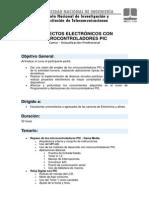 Proyectos Electrónicos con Microcontroladores PIC