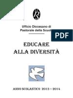 Ed Diversita' 13-14