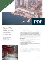 Tsuen Wan West Station - Design & Construction (Arup Journal 2006)