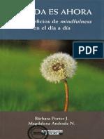 PORTER J., BÁRBARA y ANDRADE N., MAGDALENA- La vida es ahora
