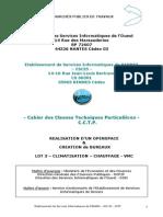 4 Cctp Lot3 Climatisation Chauffage Vmc