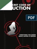 The Secret Code Seduction