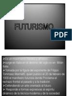 PRESENTACION FUTURISMO.