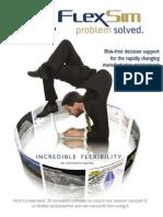 Flex Sim Brochure