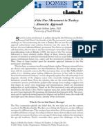 Digest of Middle East Studies September 1 2011