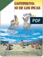 Teresa Vergara Tahuantinsuyo El Mundo de Los Incas