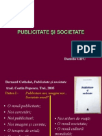S3 - Publicitate Si Societate