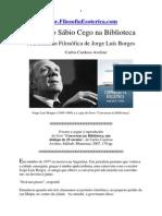 Borges, o Sábio Cego na Biblioteca