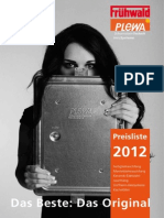 Frühwald Plewa 2012