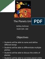 planets mini power