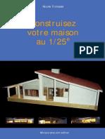 Manuel Maison 1 25e
