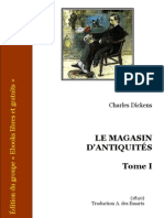 Dickens Magasin Antiquites 1