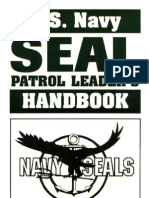 US Navy SEAL Patrol Leader's Handbook