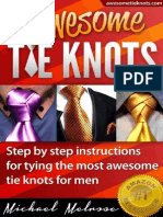 Awesome Tie Knots