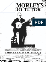 Joe Morley Banjo Tutor