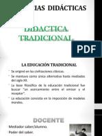Didactica Tradicional Mod