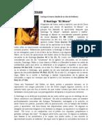 Estudio, Santiago El Menor y Judas Tadeo
