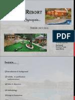 Eco Resort Synopsis