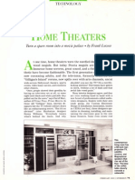 [Creating] Home Theaters (1993)