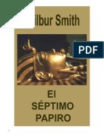 Smith, Wilbur - El Septimo Papiro
