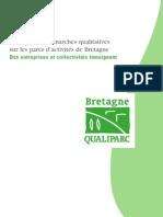 Bretagne Qualiparc Ex Demarche Qualite