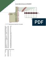 Secuenciador de Luces Con PIC16F877