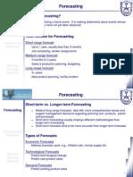 Class 06 - Forecasting 1