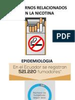 Transtornos Relacionados Con La Nicotina