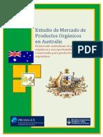 Mercado de Productos Organicos en Australia