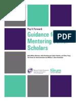 Mentoring Guide