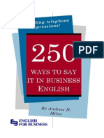 250 Ways to Say It in Business English.pdf