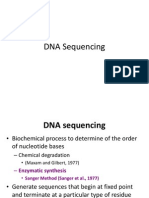 Lecture 36 Sequencing