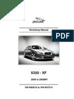 Jaguar Workshop Manual X-Type 2001-2009.pdf | V6 Engine ...