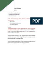 EEE267 Op-Amp Math Problems