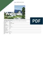 Proiect Vila Duplex FORTE DUO E