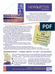 Island Pathways Newsletter - 2013 Winter