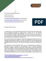 130826 Offener Brief DFG Unterzeichnungen
