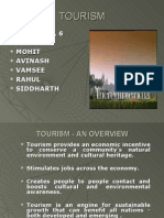 indian Tourism industry