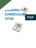 Elabora Tu Curriculum