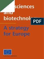 vida, ciencia y biotecnología